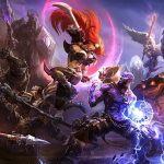 League of Legends controls E-SPORTS