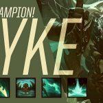 League of Legends Debuts Pyke